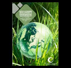 Socio-Economic Development & Environmental Sustainability: The European Cosmetics Industry's Contribution 2017
