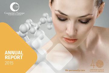 Cosmetics Europe Activity Report 2015