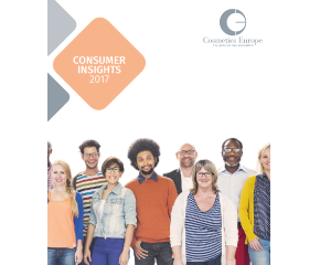 Do cosmetics matter? – 'Yes, they do!' say the overwhelming majority of European consumers