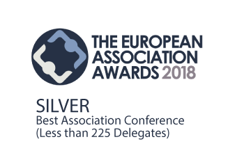 Cosmetics Europe Science Conference wins the Silver Award for the Best Association Conference
