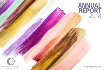 Cosmetics Europe Activity Report 2018