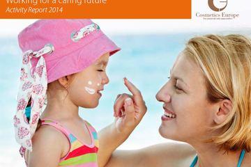 Cosmetics Europe Activity Report 2014